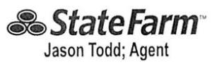 Jason Todd State Farm