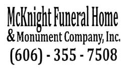 McKnight Funeral Home & Monument Company, Inc.