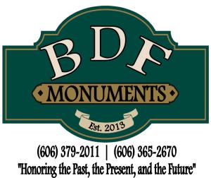 BDF Monuments