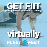 ROC/BUF Fleet Feet FIIT - (Fast | Intense | Interval | Training) 9.14.20