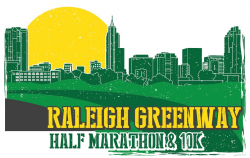 Raleigh Greenway Half Marathon and 10k