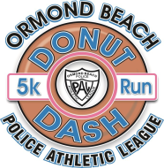 Ormond Beach Police Athletic League Donut Dash 5K