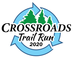 Crossroads Trail Run/Walk  2K, 5K, 10K  GOES VIRTUAL!!!  Go The Distance...At a Distance!