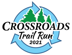 Crossroads Trail Run/Walk  2K, 5K, 10K  GOES HYBRID!  Participate on Race Day, or go virtual June 17-19 at your chosen place.
