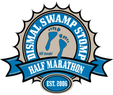 Dismal Swamp Stomp Half Marathon, 5k & Children's Cub Run