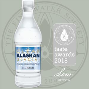 Alaska Glacier Water