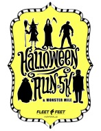 Halloween 5K & Monster Mile (Previously called Spooktacular)