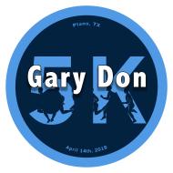 Gary Don 5K