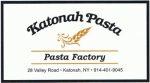 Katonah Pasta
