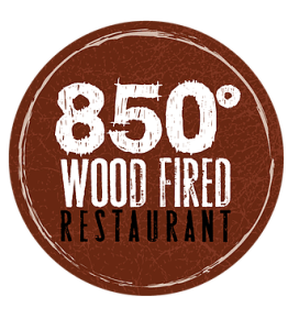 850 Degrees Wood Fired Pizza