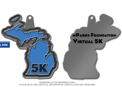 Inspire All Virtual 5k -  Move So Everyone Can!