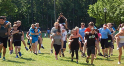 11.9.19 THE GREAT AMAZING RACE HOU/Richmond adventure run/walk for adults & kids