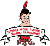 Tomoka Brave, Strong & Healthy 5K Run/Walk