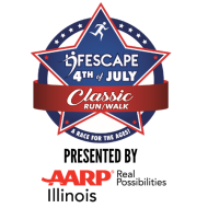 Lifescape 4th of July Classic Virtual Run/Walk - Presented by  AARP Illinois
