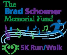 Brad Schoener Memorial Fund 5K Logo