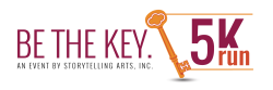 Be the Key - 5K and 1 Mile Fun Run