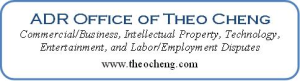ADR Office of Theo Cheng