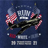 Run for the Red, White & Blue 5K/1K