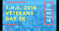 T.H.E. 2018 Vets Day 5K | Annual Fun Run for Toys for Tots