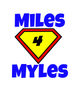 Miles 4 Myles Superhero Run - 2019
