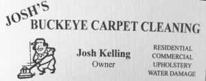 Josh's Buckeye Carpet Cleaning
