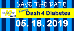 Punxsy Dash 4 Diabetes 5K Race / 1Mi Walk