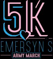 2nd Annual Emersyn's Army March 5k Walk/Run: Impulse