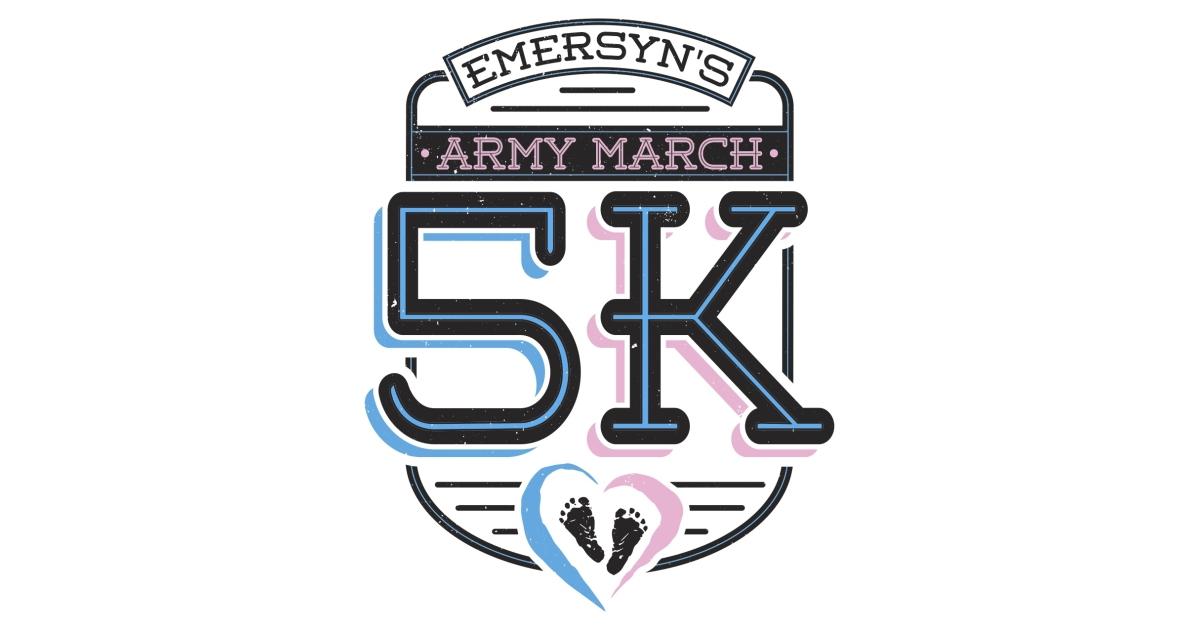 Emersyns Army March 5k Walk Run TK Home Inspection