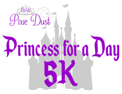 Princess for a Day 5K