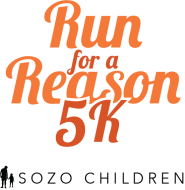 Sozo Children's 9th Annual Run for a Reason Virtual 5K