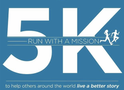 Run With A Mission : New Life Church 5k