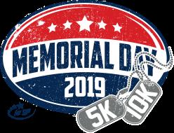 Memorial Day 5K/10K 2019