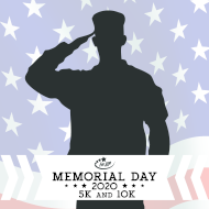 Memorial Day 5K/10K  * VIRTUAL EVENT *