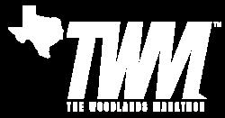 The Woodlands Marathon Logo