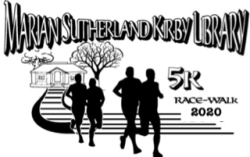 Marian Sutherland Kirby Library 5K Run/Walk