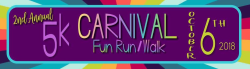 5K Carnival Fun Run / Walk
