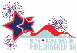 Dahlonega's 4th of July Firecracker 5k and Fun Run