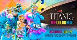 Titanic Color Run