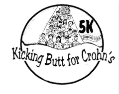 Kicking Butt For Crohns 5k