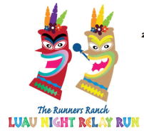 The Runners Ranch Luau Night Relay Run