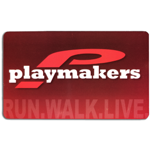 Playmakers Gift Cards