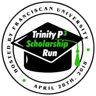 The Trinity P3 Scholarship Run Hosted by Franciscan University