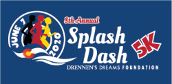 Drennen's Dreams Foundation Virtual SplashDash 5K Run/Walk
