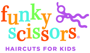 Funky Scissors Haircuts for Kids