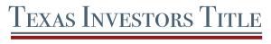 Texas Investors Title