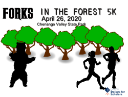 Forks in the Forest Cross Country Run/Walk