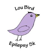Lou Bird Epilepsy 5k