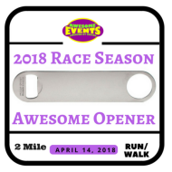 Awesome Opener 4 Mile - 2018 Season Kick Off Race!