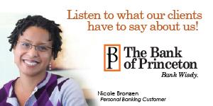 Bank of Princeton