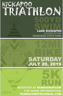Kickapoo Triathlon